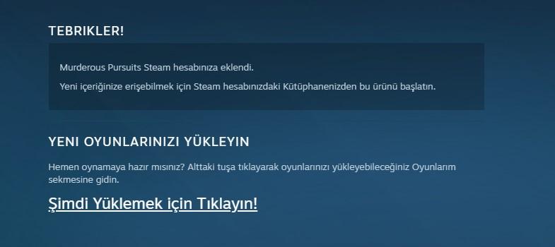 32 TL'lik Oyun, Steam'de Kısa Süreliğine Ücretsiz Oldu!