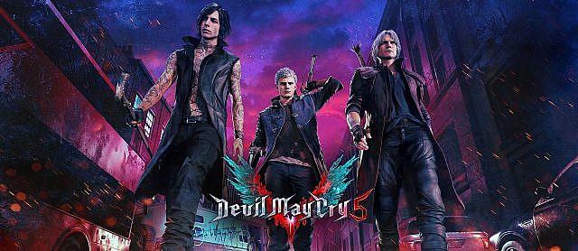 Devil May Cry 5'in Satış Fiyatı: 45.000 TL!