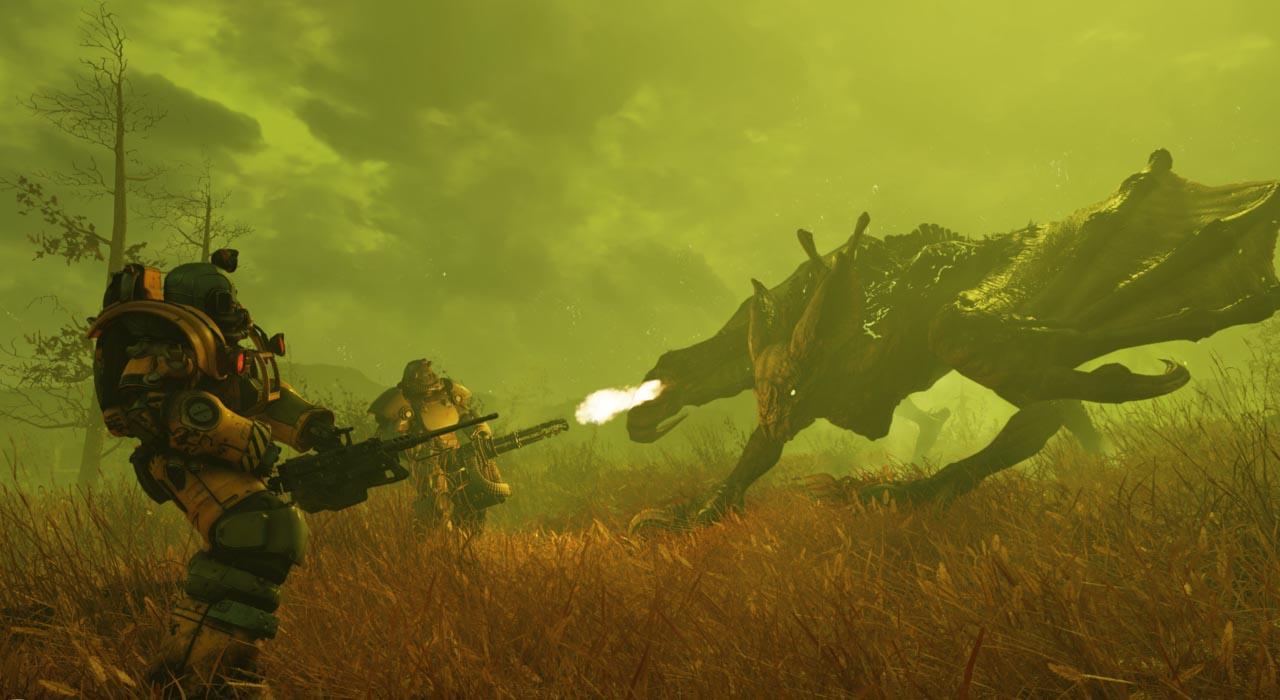 Fallout 76'nın Önerilen Sistem Gereksinimleri Açıklandı!