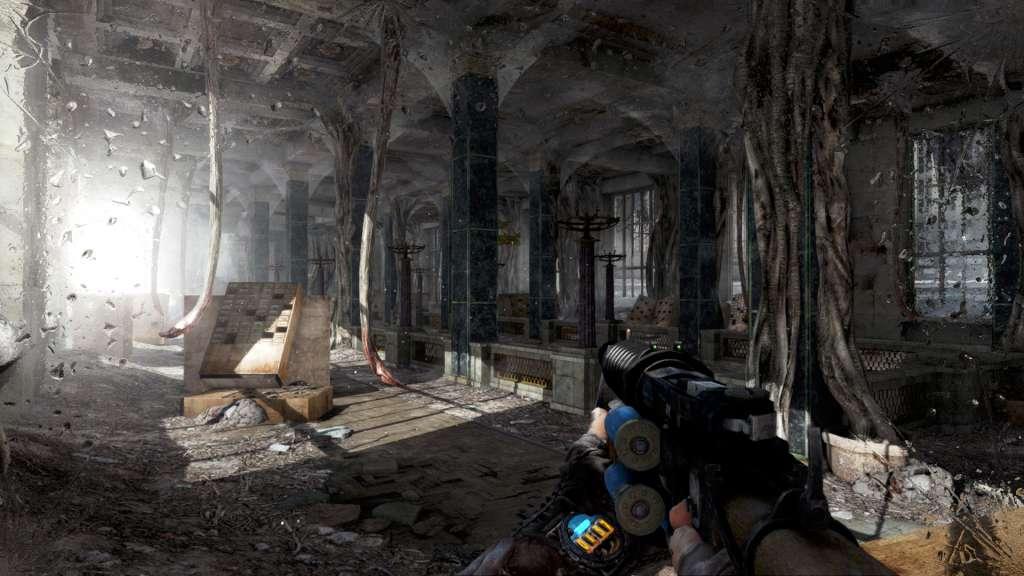 Metro 2033, 24 Saatliğine Steam Üzerinden Ücretsiz Oldu!