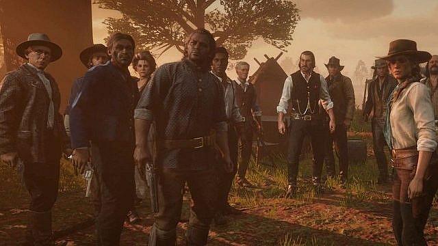 Red Dead Redemption 2 İngiltere'de Satış Rekoru Kırdı!