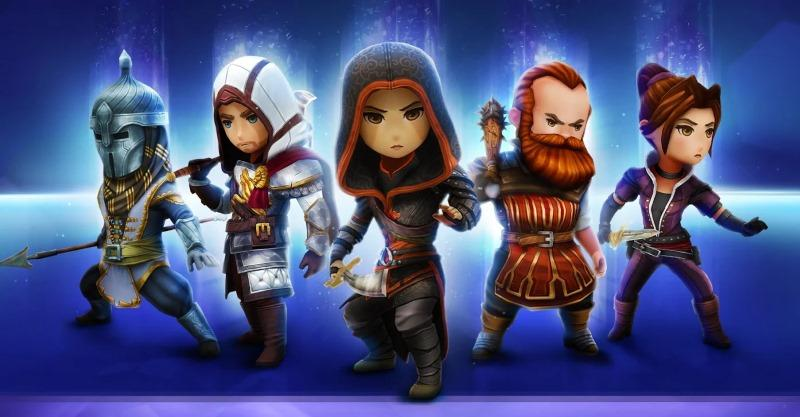 Assassin's Creed Rebellion iOS ve Android İçin Yayınlandı