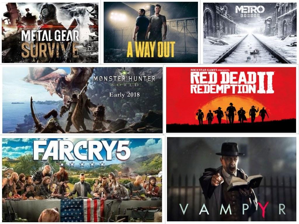 Game Awards 2018 Ödül Töreninde 10 Oyun Tanıtılacak