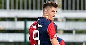 Genoa'nın Yıldızı Piatek, Takımı Tanımak İçin FIFA Oynamış