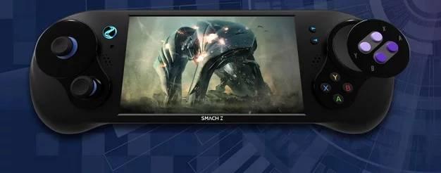 Nintendo'nun Tahtını Elinden Alacak Smach Z 2019'da Geliyor