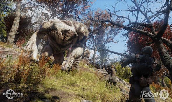 Ölümsüz Oyuncu Fallout 76'nın Yapımcısına Yalvardı!