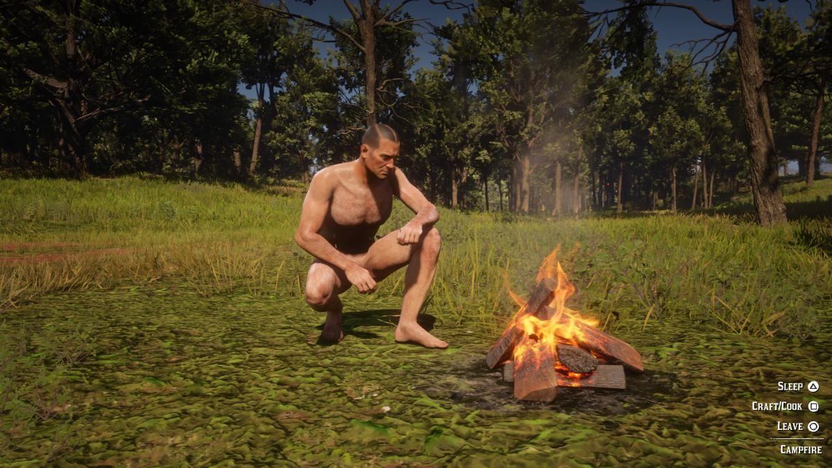 Red Dead Redemption 2 İçin Çıplaklık Modu Yayınlandı
