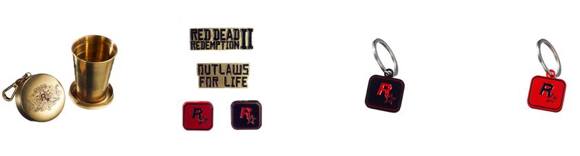 Rockstar, Red Dead Redemption 2'nin Ürünleri Satışa Çıkardı!
