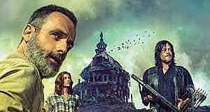 The Walking Dead'in Yayınlanan Fragmanında Güldüren Hata