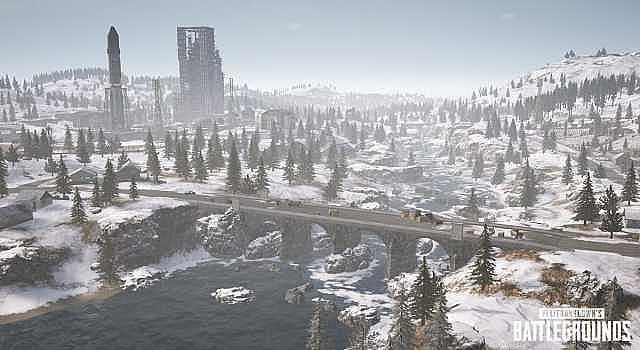 20 Aralık'ta PUBG Mobile'a Kar Haritası Geliyor