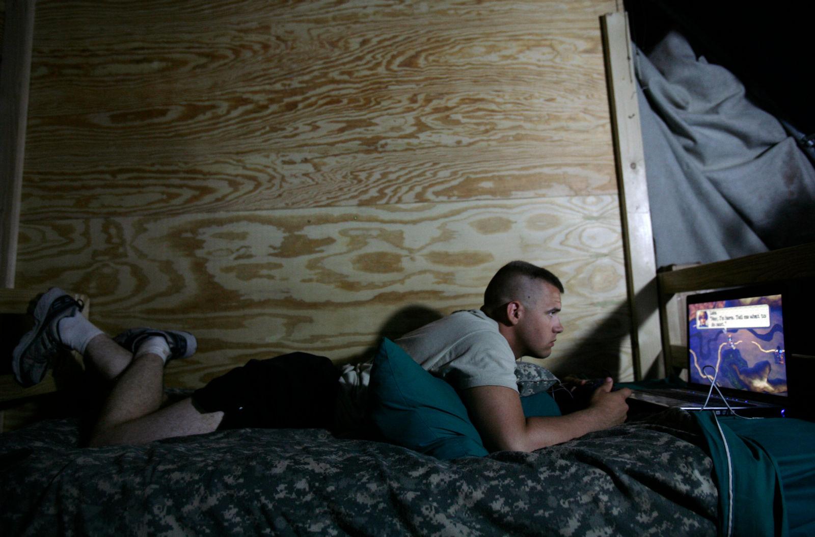 ABD Ordusu, Oyuncuları Oyunla Orduya Çekiyor
