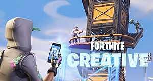 Fortnite 7. Sezon Notları: Fortnite, Creative Modu Getirdi