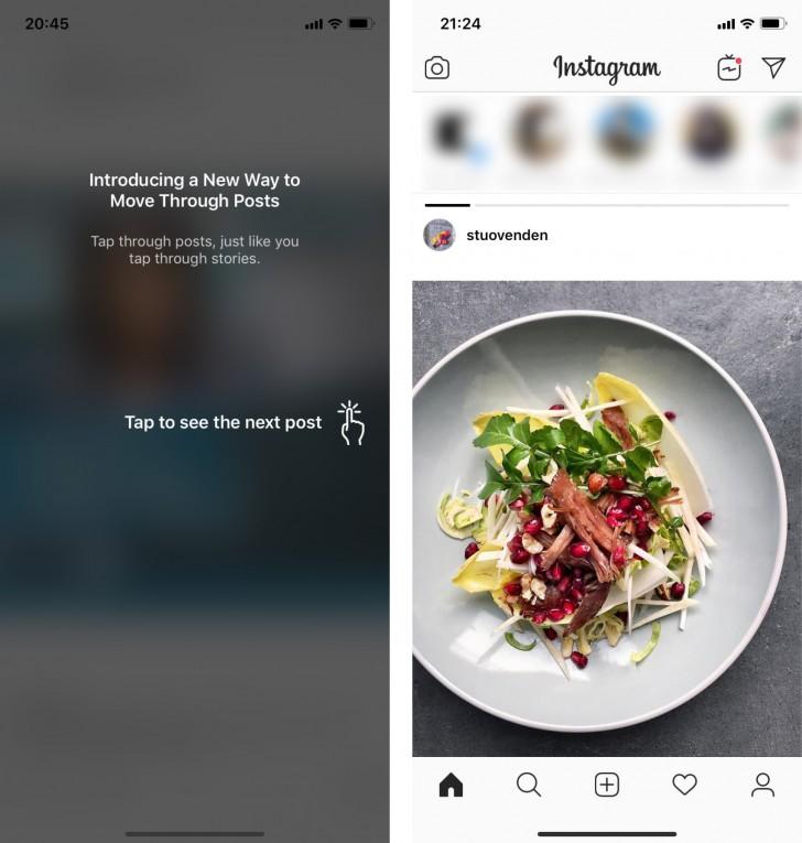 Instagram, Yanlışlıkla Yaptığı Değişiklikleri Yayınladı