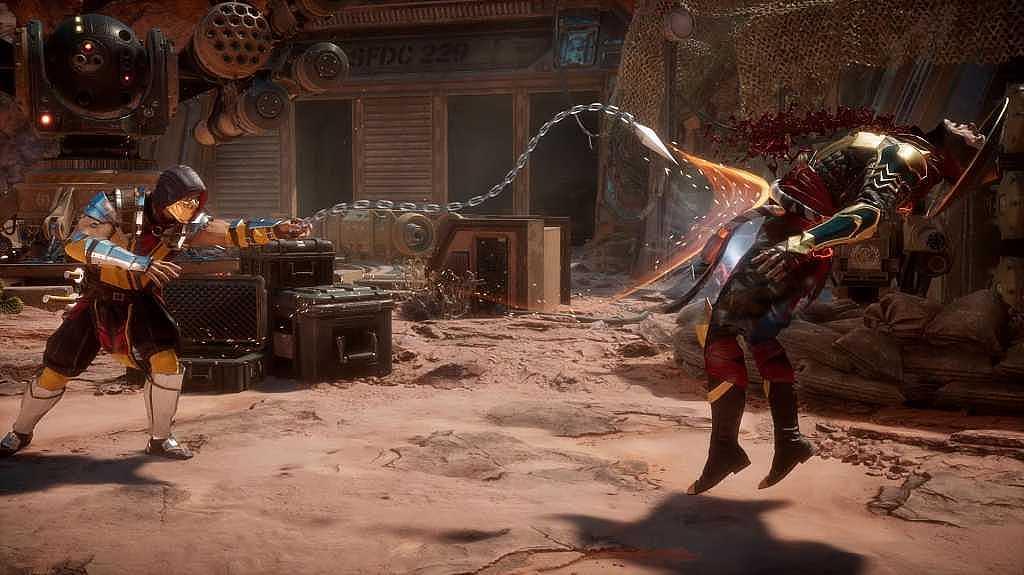 Mortal Kombat 11'e Ait İlk Ekran Görüntüleri Paylaşıldı