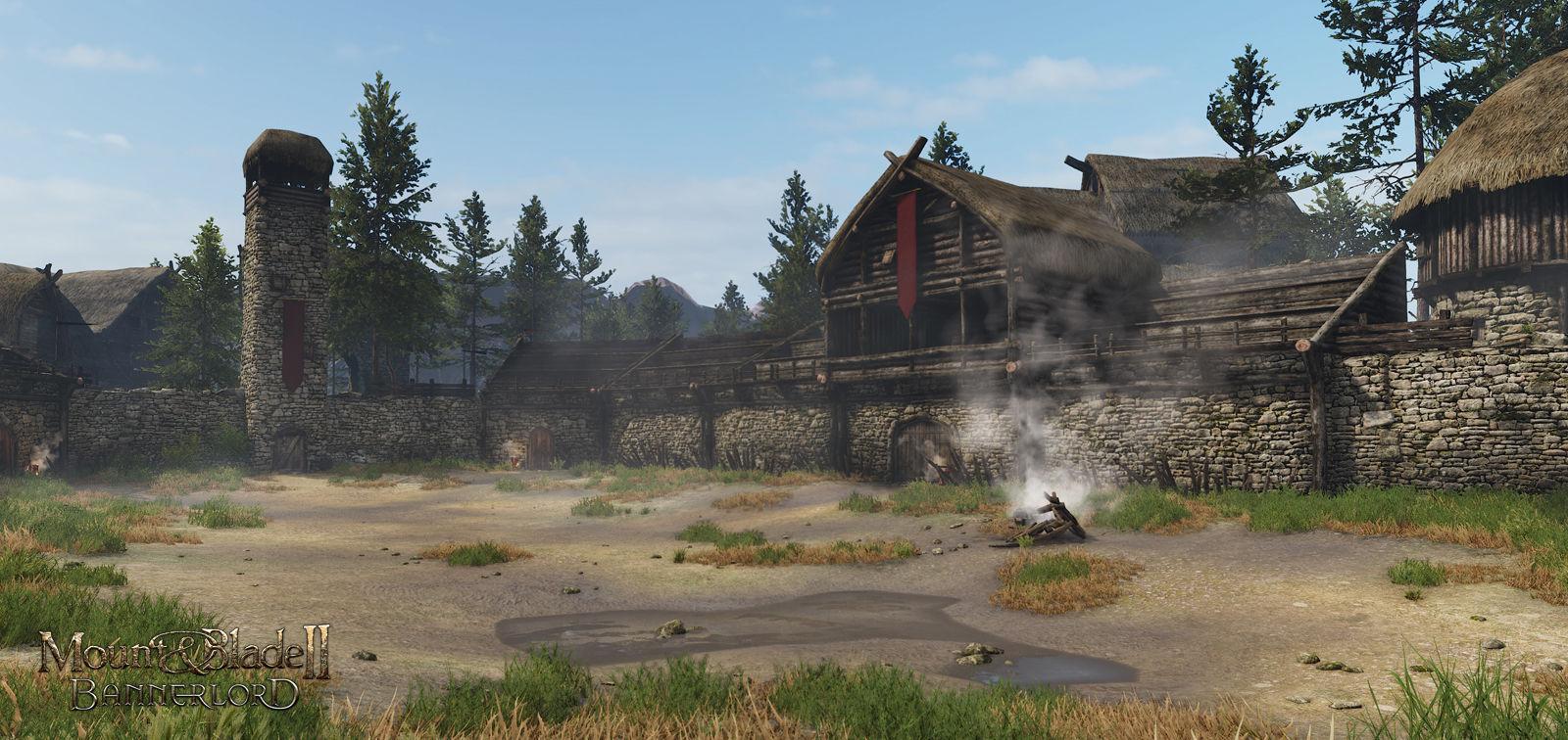 Mount & Blade II: Bannerlord'a Ait Yeni Ekran Görüntüleri Yayınlandı