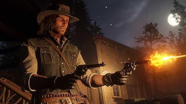 Red Dead Online'da Yeni Bir Mod: Gun Rush!