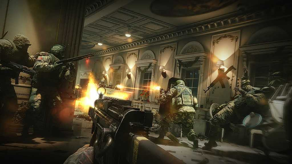 Ubisoft'tan Rainbow Six Siege Oyuncularına Hediyeler Dağıtıldı