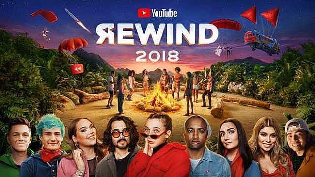 YouTube Rewind 2018 Yayınlandı: Fortnite Modlu