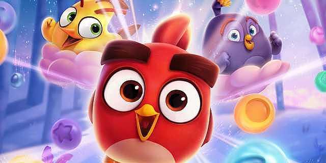 Angry Birds Dream Blast Oyunu iOS ve Android'de Yayınlandı