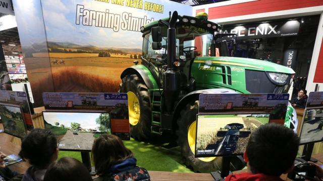 Farming Simulator 19, E-Spor Dünyasına Geçiş Yaptı