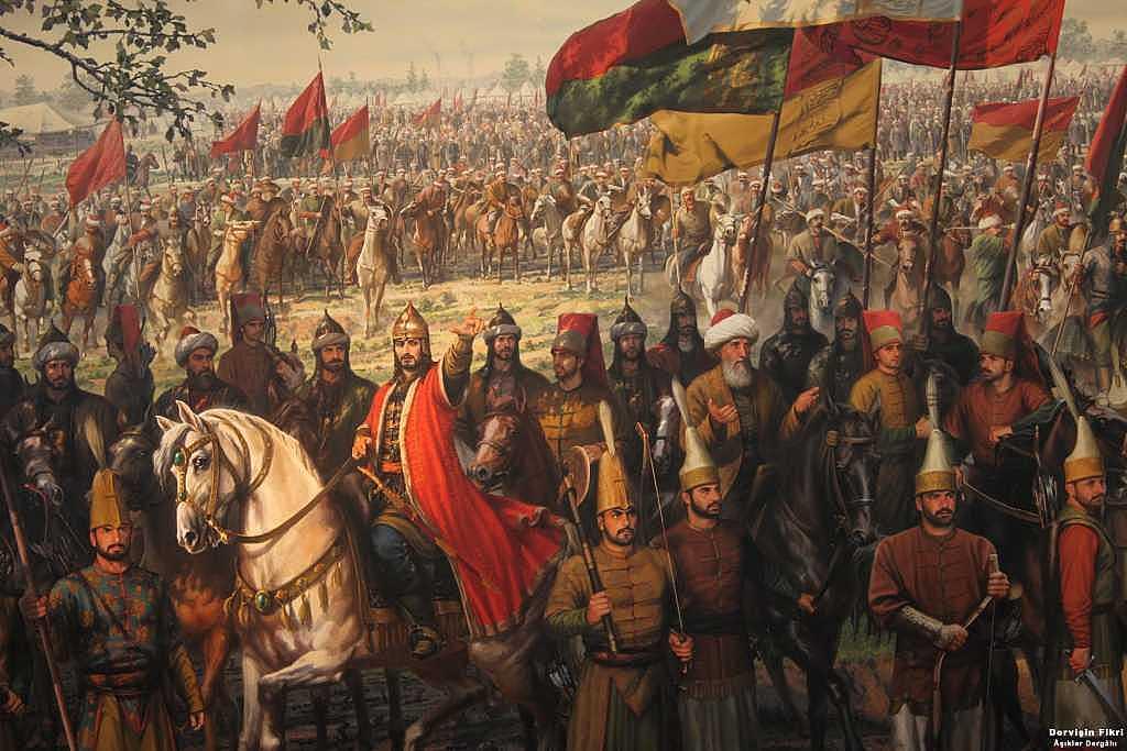 Netflix'in Fatih Sultan Mehmet'in Hayatını Anlatan Dizisinden İlk Bilgiler Geldi
