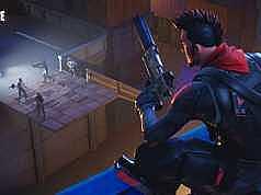 Fortnite Oyununda FPS Düşüşlerinde Çok Az Ateş Ediyor