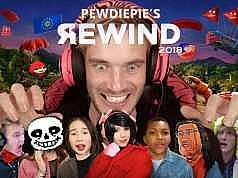 PewDiePie'nin Rewind 2018 Videosu En Çok Beğenilen Oldu