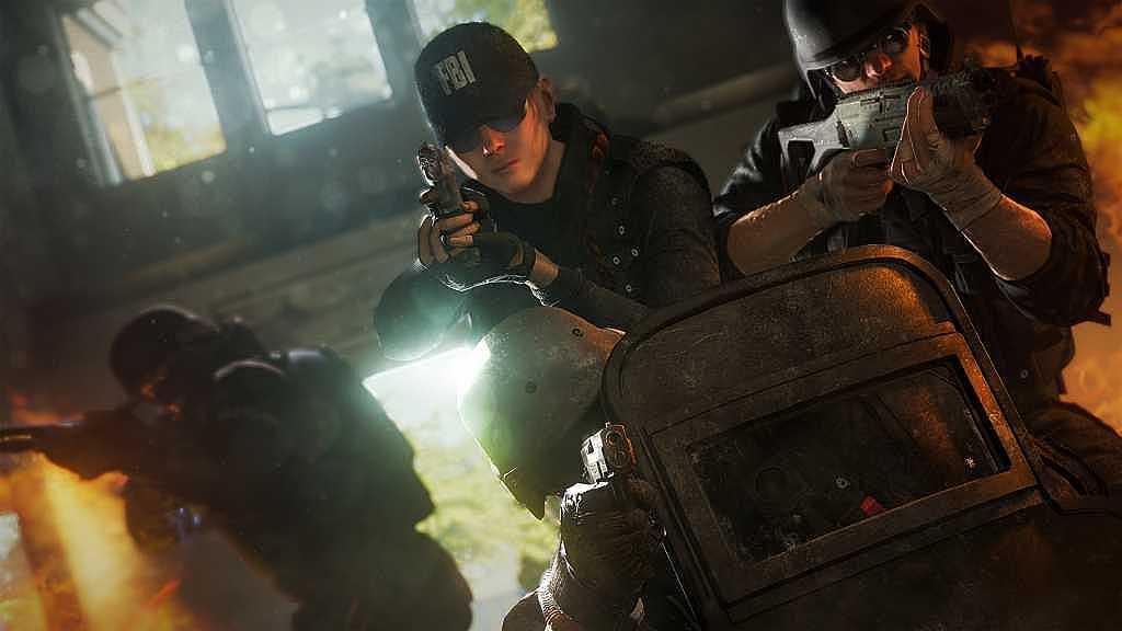 Rainbow Six Siege'in E-Spor Oyun Modu Oyunculara Geçici Olarak Açıldı