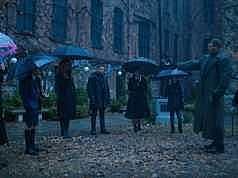 The Umbrella Academy Netflix Dizisinden Yeni Fragman Geldi