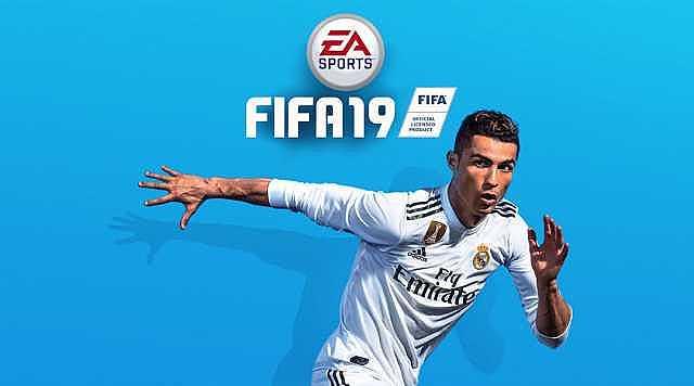 Cristiano Ronaldo, FIFA 19'un Kapaklarından Kaldırıldı!