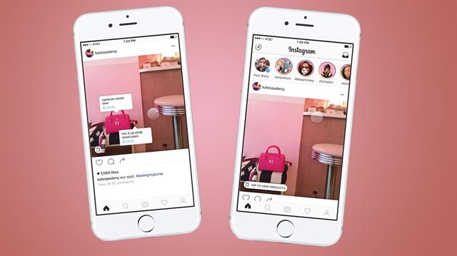 Instagram'a Çok Yakında Alışveriş Sepeti Özelliği GeliyorInstagram'a Çok Yakında Alışveriş Sepeti Özelliği Geliyor